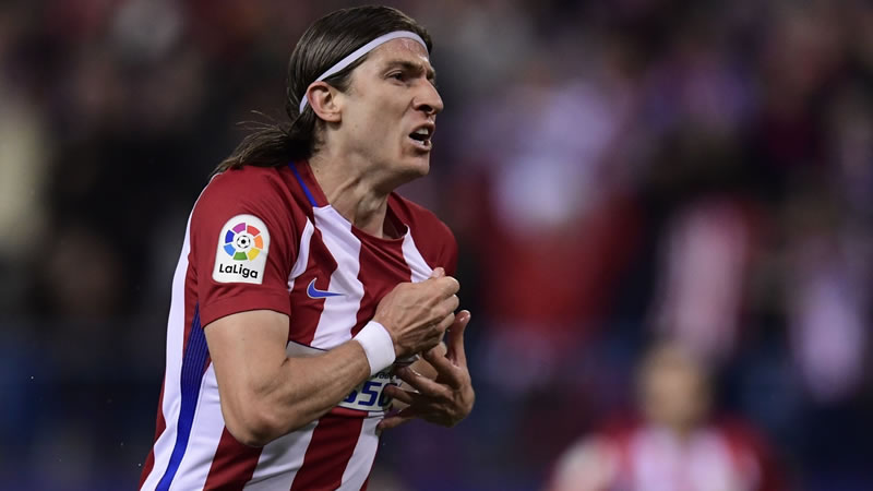 filipe luis atletico de madrid